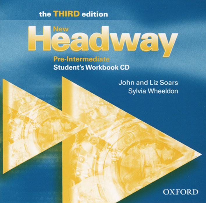New Headway: Pre-Intermediate: Student's Workbook (аудиокурс CD) solutions upper intermediate workbook cd