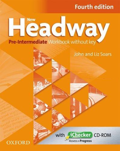 New Headway Pre-intermediate: Workbook without Key (+ CD-ROM) outcomes intermediate workbook cd