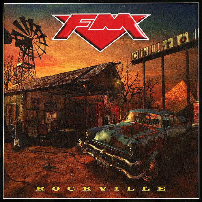 FM FM. Rockville fm 1100