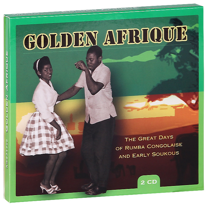 Фото - Golden Afrique. The Great Days Of Rumba Congolaise And Early Soukous (2 CD) motogp mugello 2018 2 days pass