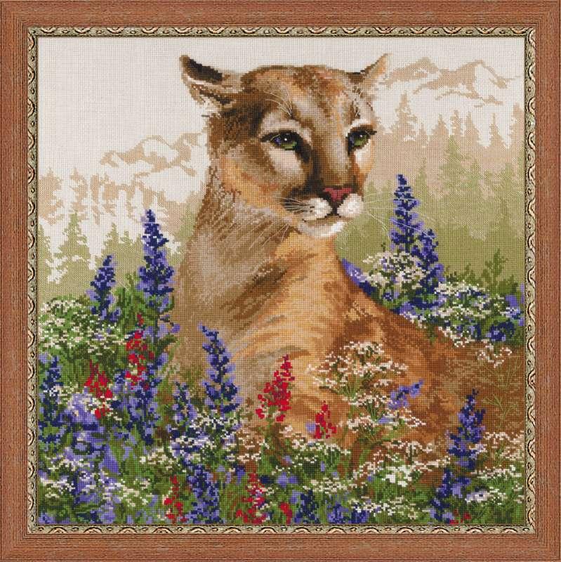 Смотреть картинки вышивки крестом животных