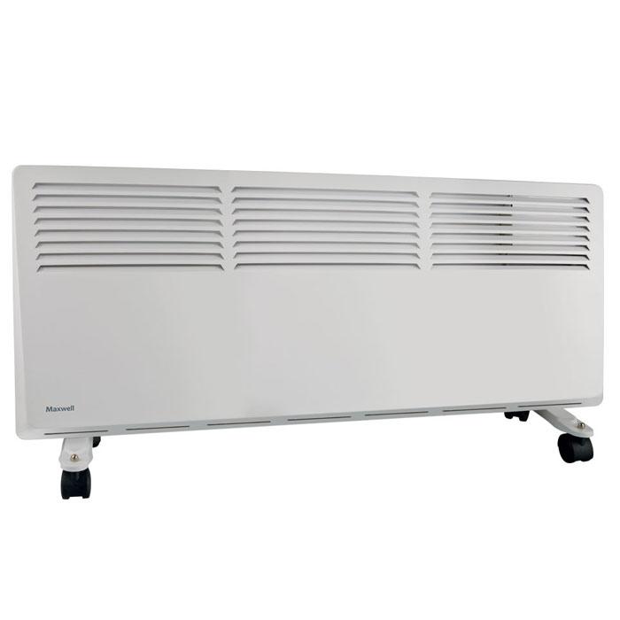 Maxwell MW-3474(W) радиаторMW-3474(W)Мощный радиатор Maxwell MW-3474 предназначен для обогрева больших помещений. При этом он достаточно компактен, что удобно при эксплуатации устройства. Данная модель оснащается колесиками. Однако вы всегда можете снять колесики и повесить радиатор на стену при помощи специальных креплений. По личному усмотрению можно отрегулировать температуру нагрева радиатора – она будет поддерживаться встроенным термостатом. Радиатор отличается наличием нескольких степеней защиты, благодаря чему за безопасность использования данной модели вы можете не переживать. Электропитание: 220-240В ~ 50 Гц