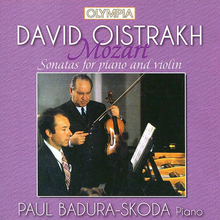 все цены на Давид Ойстрах,Паул Бейдура-Шкода Давид Ойстрах, Пауль Бадура-Скода. Моцарт. Сонаты для фортепиано и скрипки онлайн