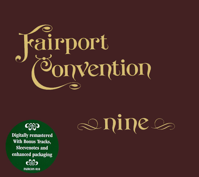 Fairport Convention Fairport Convention. Nine dragworld convention uk weekend