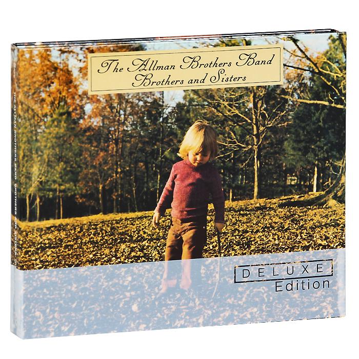 лучшая цена The Allman Brothers Band The Allman Brothers Band. Brothers And Sisters. Deluxe Edition (2 CD)