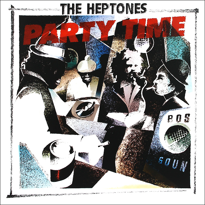 The Heptones The Heptones. Party Time (LP) party 29 10kg