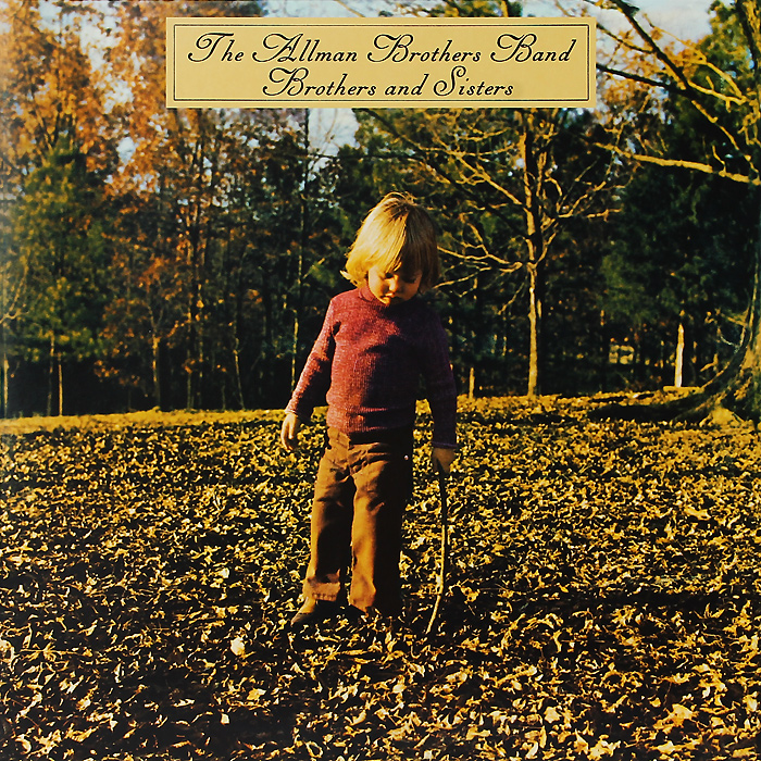 The Allman Brothers Band Band. And Sisters (LP)