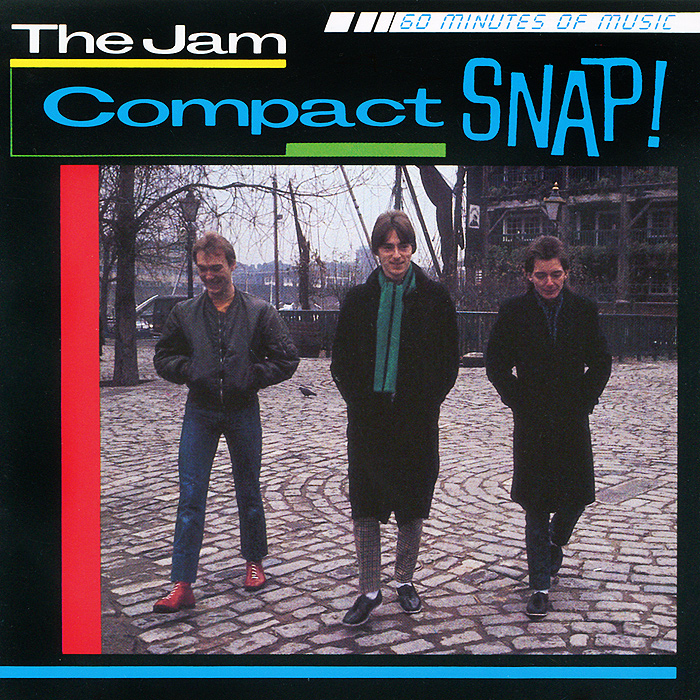The Jam The Jam. Compact Snap jam jam this is the modern world