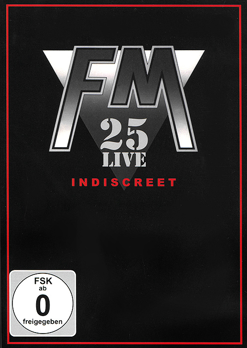 FM: Indiscreet 25 - Live fm indiscreet 25 live