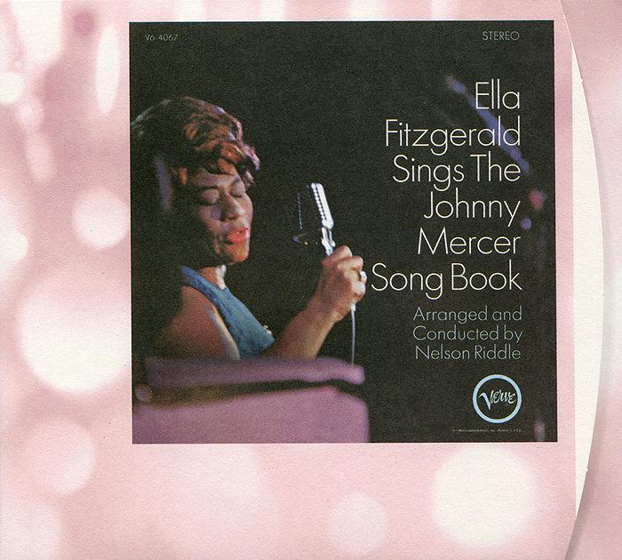 Элла Фитцжеральд,Джонни Мерсер Ella Fitzgerald. Sings The Johnny Mercer Songbook cd ella fitzgerald great american songbook
