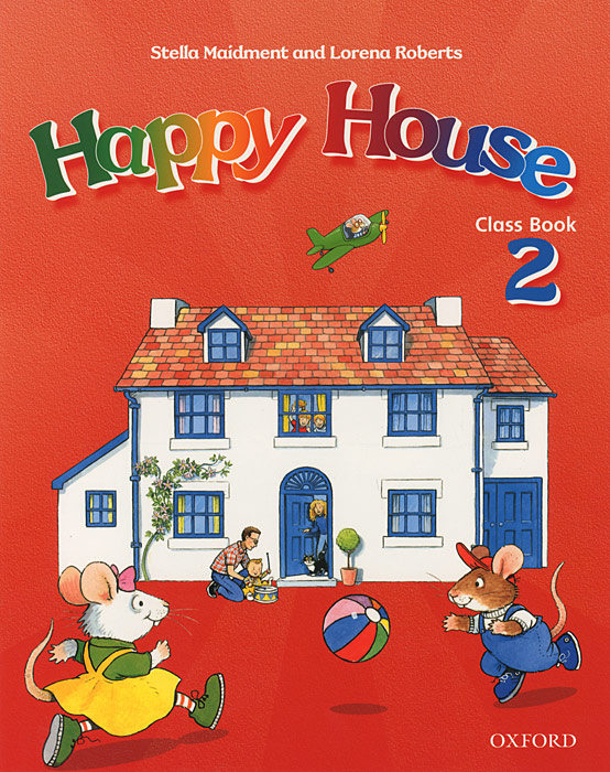Happy House: Class Book Level 2 magic tree house 2 the knight at dawn