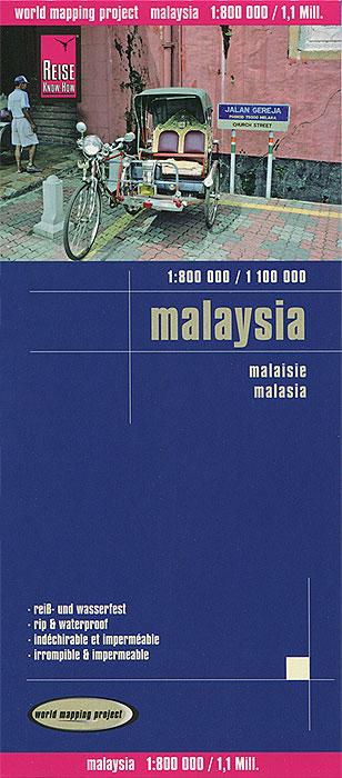 Malaysia. Карта motogp malaysia saturday