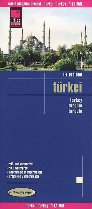 Turkei. Карта nilüfer bicen zielmarkt turkei