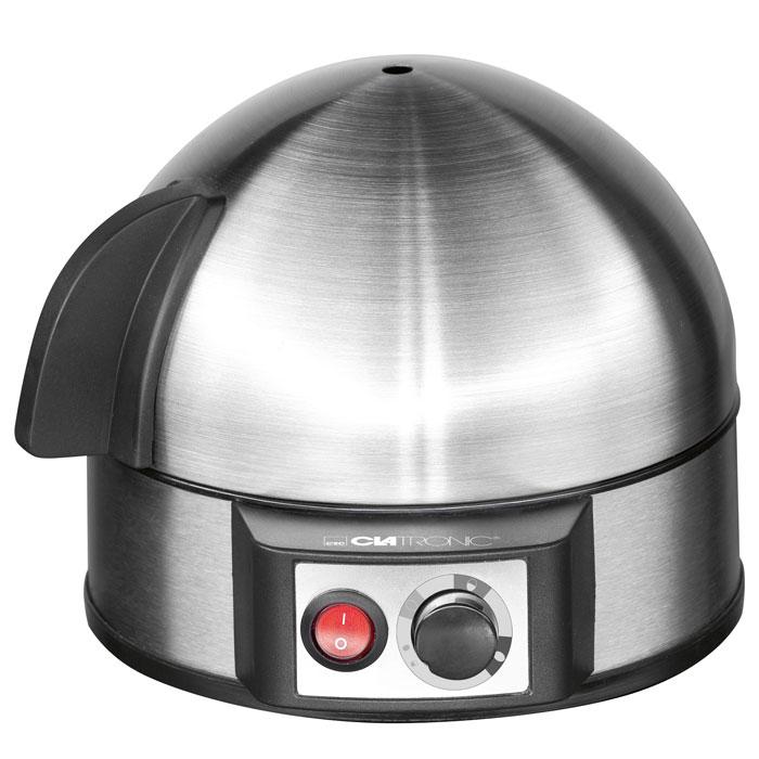цена Яйцеварка Clatronic EK 3321, Grey Metallic в интернет-магазинах