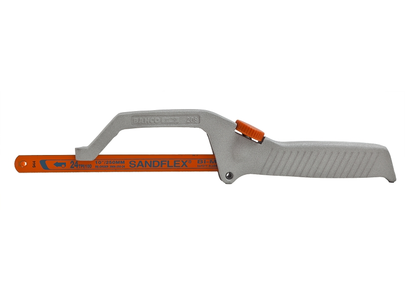 Ножовка по металлу Bahco. 208 цена и фото