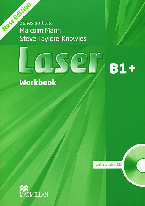Laser: Workbook: Level B1 (+ CD-ROM) laser a2 workbook with key cd rom