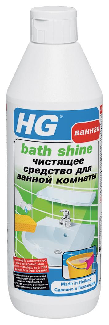 "Чистящее средство ""HG"" для ванной комнаты, 500 мл"