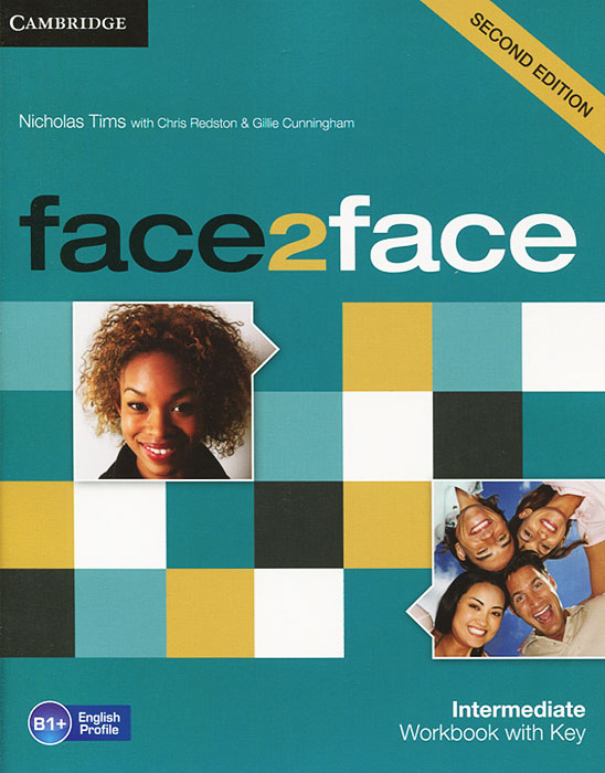 Face2Face: Intermediate: Workbook with Key nicholas nickleby comprehension and vocabulary workbook level 6