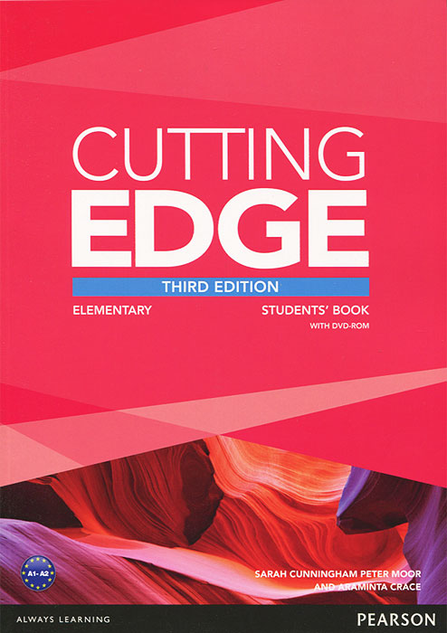 Cutting Edge: Elementary: Students' Book (+ DVD-ROM) contemporary topics 3ed 1 sb dvd