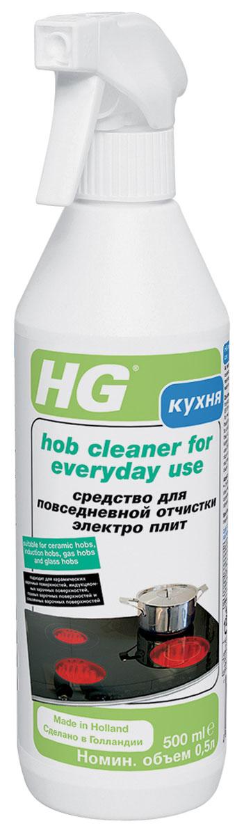 Средство HG для очистки керамических конфорок ежедневного использования, 500 мл