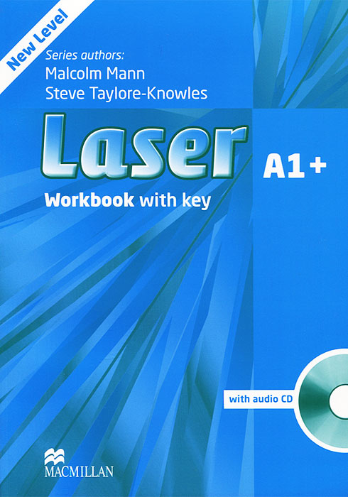 Laser: Workbook with Key: Level A1+ (+ CD-ROM) the olympics level 3 cd rom