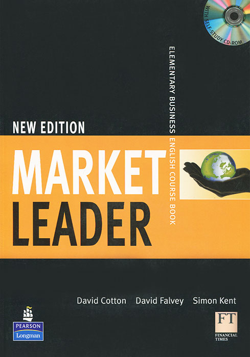 Market Leader: Elementary Business English: Course Book (+ CD-ROM) market leader elementary business english course book аудиокурс на cd
