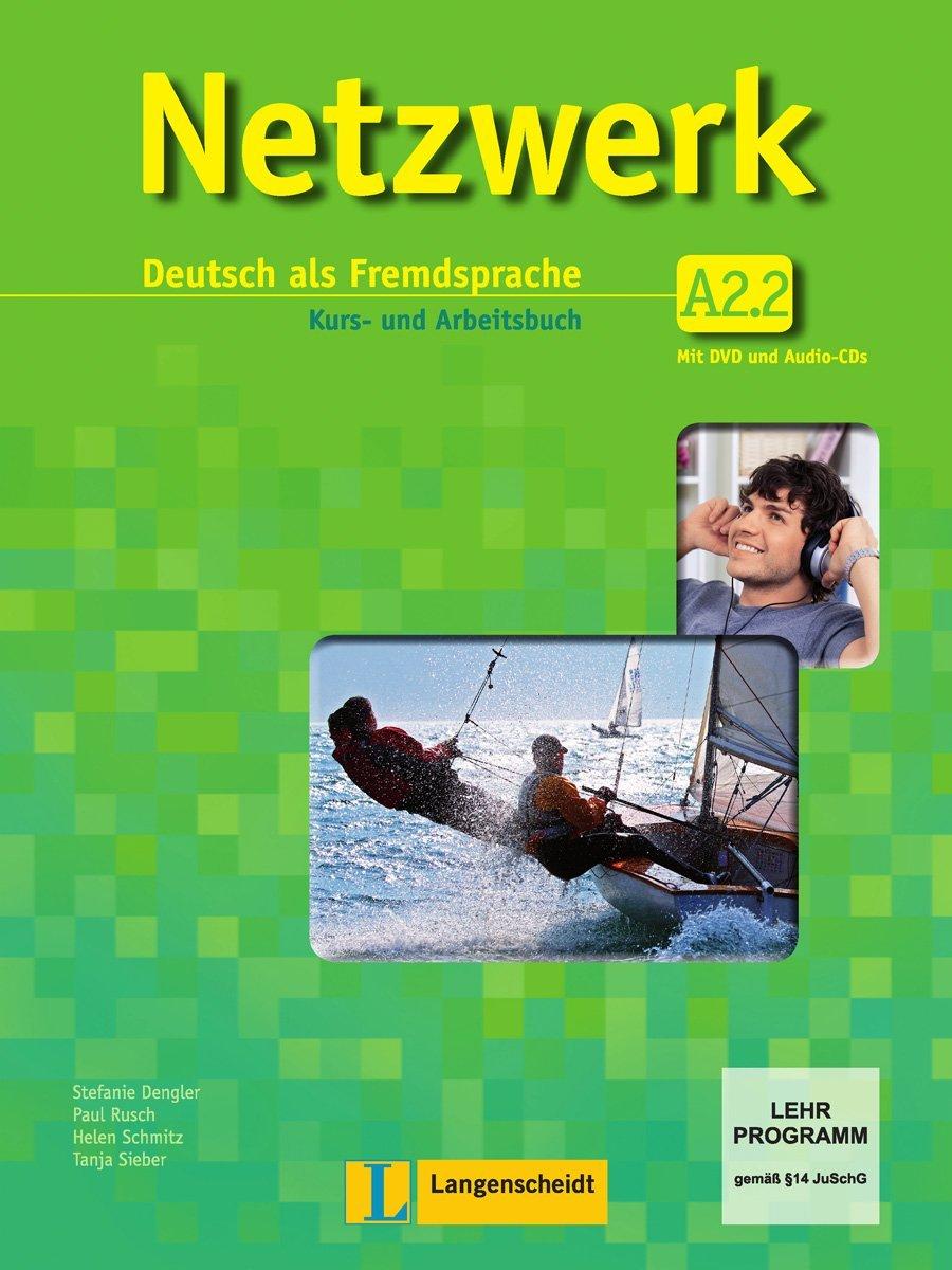 Kurs- und Arbeitsbuch, m. 2 Audio-CDs u. 1 DVD музыка dvd audio