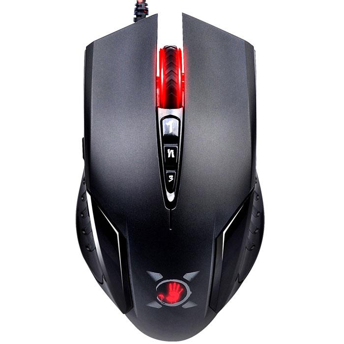 Мышь A4Tech Bloody V5, Black мышь a4tech bloody v5