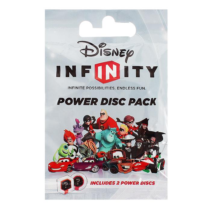 Disney Infinity.Набор 2 волшебных жетона В набор из 2 волшебных жетонов Disney...