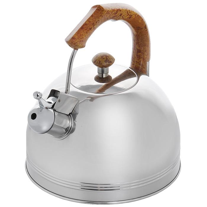 "Чайник ""Appetite"" со свистком, 3,5 л. 003BR"
