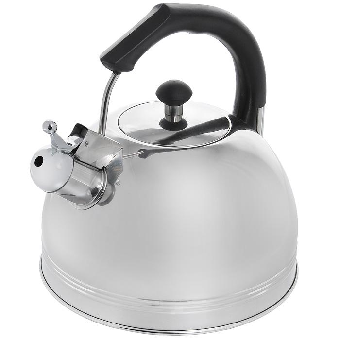 "Чайник ""Appetite"" со свистком, 3,5 л. HSK-H003B"