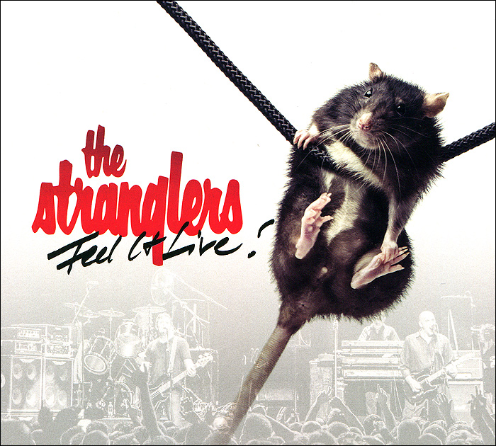 The Stranglers The Stranglers. Feel It Live цена