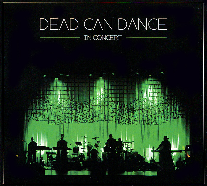Dead Can Dance Dead Can Dance. In Concert (2 CD) aerobic dance workout 2 cd
