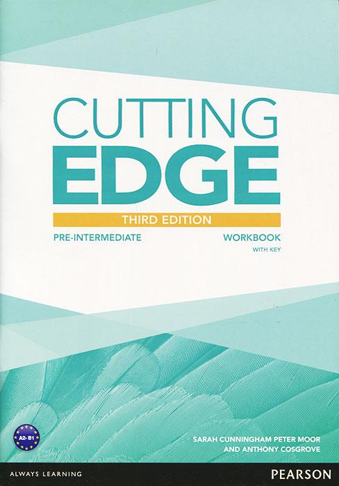 Cutting Edge: Pre-Intermediate: Workbook with Key cutting edge advanced workbook with key