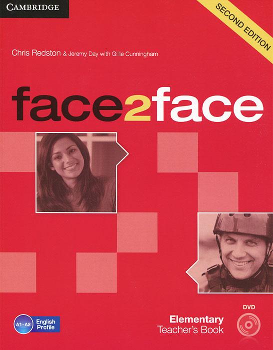Face 2 Face: Elementary: Teacher's Book (+ DVD-ROM) face 2 face elementary teacher s book dvd rom