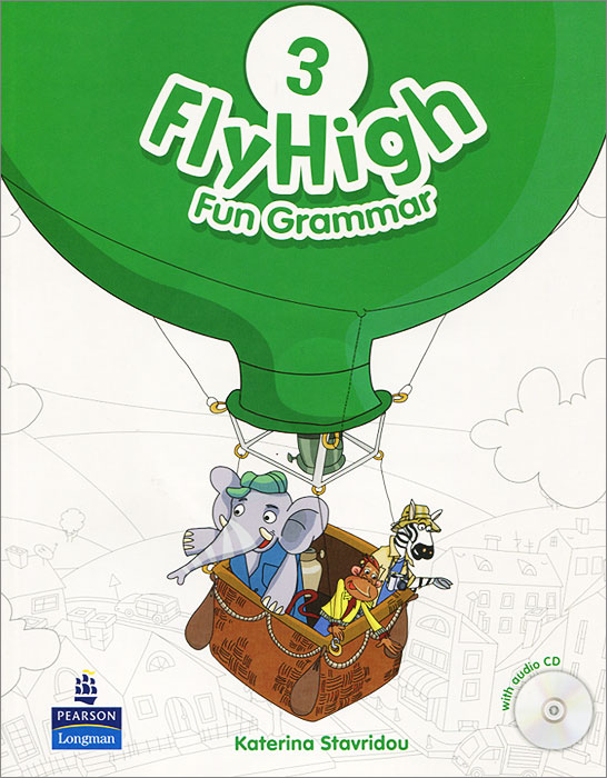 Fly High: Level 3: Fun Grammar (+ CD-ROM) grammar goals pupil s book level 3 cd rom