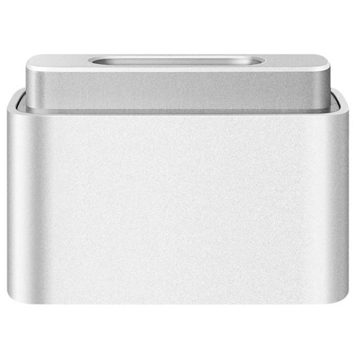 Apple переходник MagSafe-MagSafe 2 (MD504ZM/A) блок питания для ноутбука apple macbook air 11 13 с коннектором magsafe 2 14 85v 3 05a 45w md592z a md592ll a top ap205