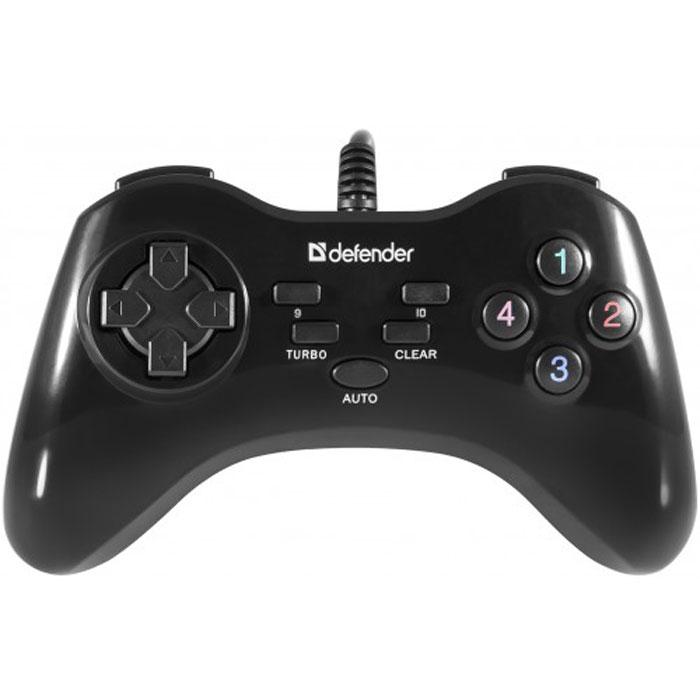 Defender Game Master G2 проводной геймпад цена 2017