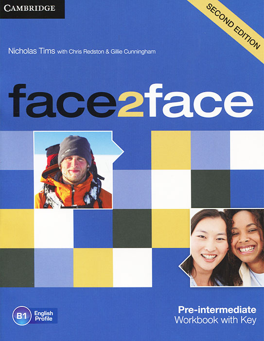 Face2Face: Pre-intermediate Workbook with Key mascull b business vocabulary in use elemtntary to pre intermediate second edition