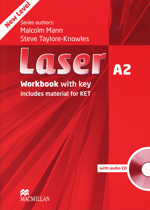 Laser: Workbook with Key: Level A2 (+ CD-ROM) oxford grammar for schools 4 teacher s book level a2 cd rom