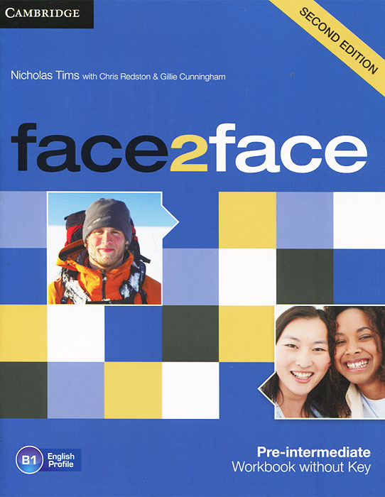 Face2Face: Pre-intermediate Workbook without Key mascull b business vocabulary in use elemtntary to pre intermediate second edition