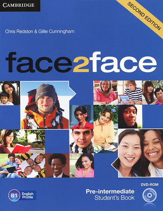 Face2Face: Pre-intermediate Student Book (+ DVD-ROM) mascull b business vocabulary in use elemtntary to pre intermediate second edition