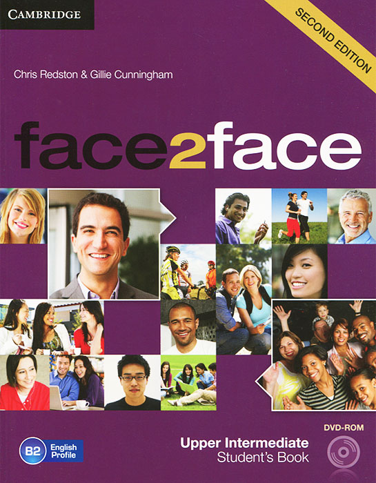 Face2Face: Upper Intermediate Student Book (+ DVD-ROM) tims n face2face upper intermediate workbook with key