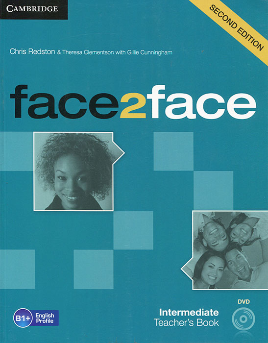 Face2Face: Intermediate Teacher's Book (+ DVD) face2face 2ed upp int tb dvd