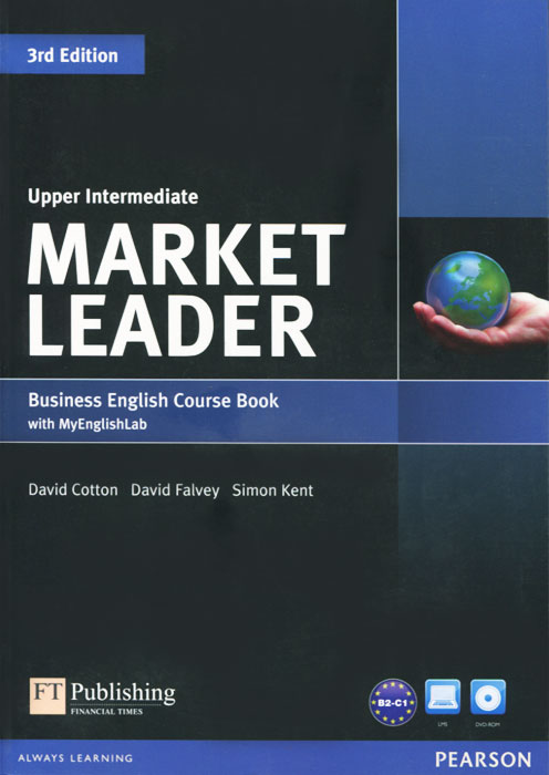 Market Leader: Upper Intermediate: Business English Coursebook (+ DVD-ROM) market leader upper intermediate course book dvd rom