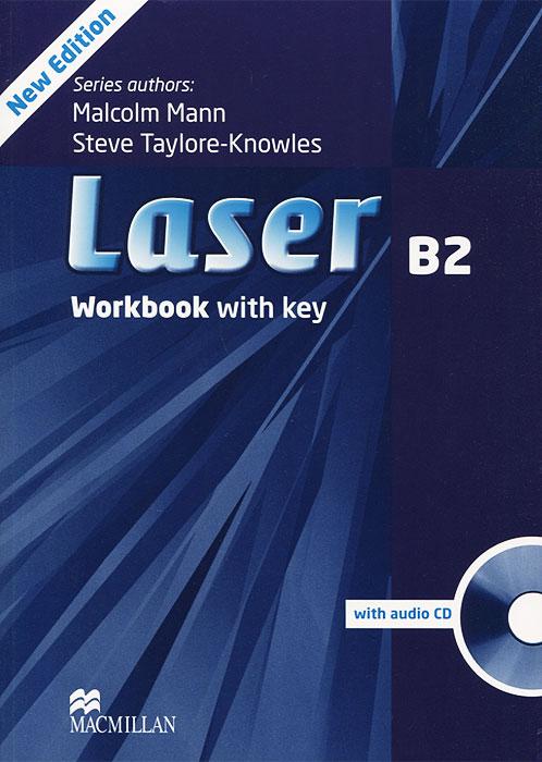 Laser: Workbook with Key (+ CD) laser a2 workbook with key cd rom