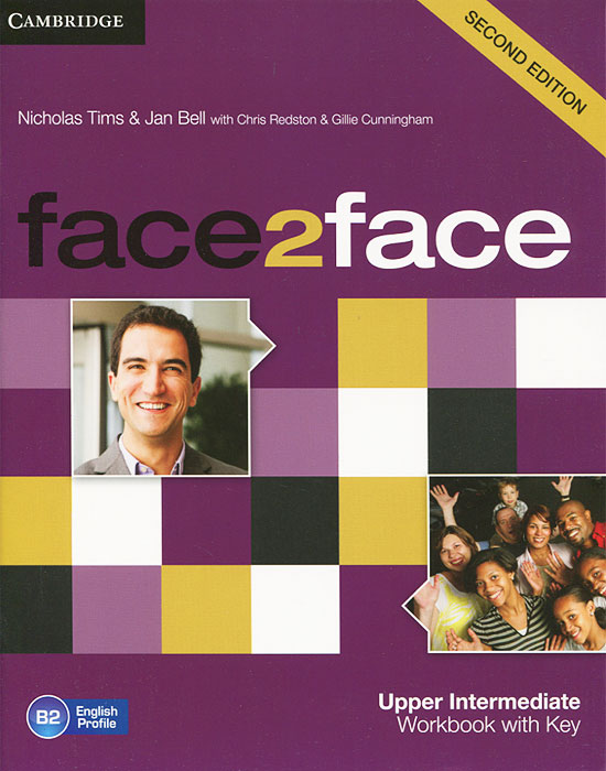 Face2Face: Upper Intermediate: Workbook with Key tims n face2face upper intermediate workbook with key