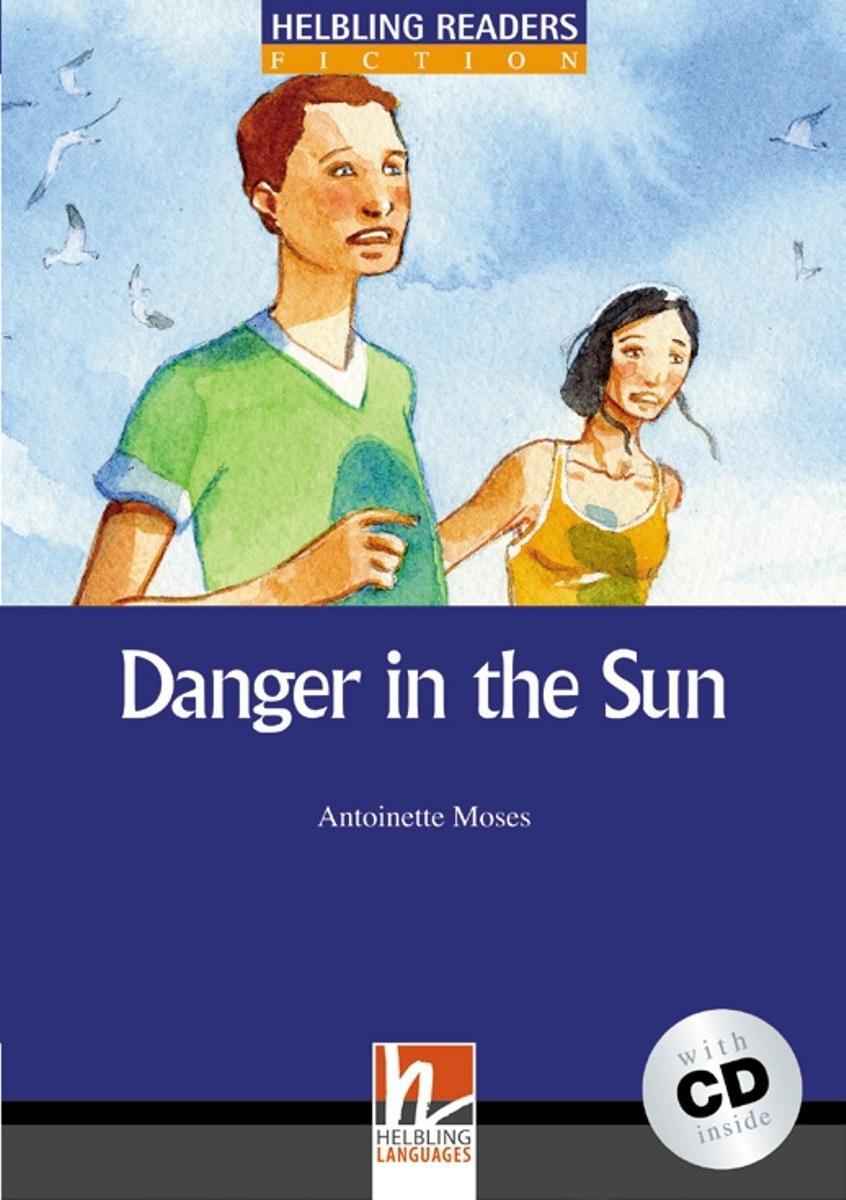 Danger in the Sun: Level 5 (+ CD)