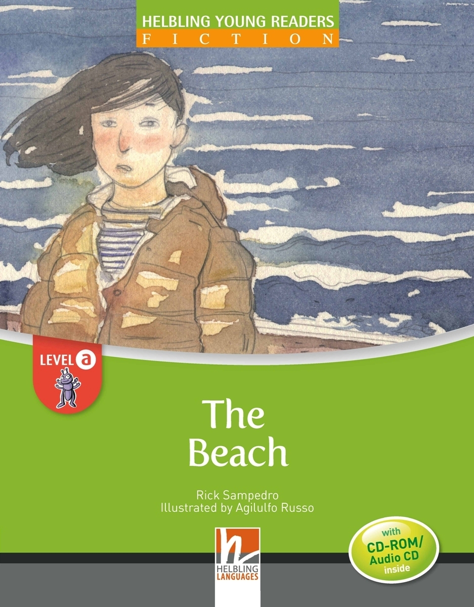 The Beach: Level A ( + CD-ROM, CD)