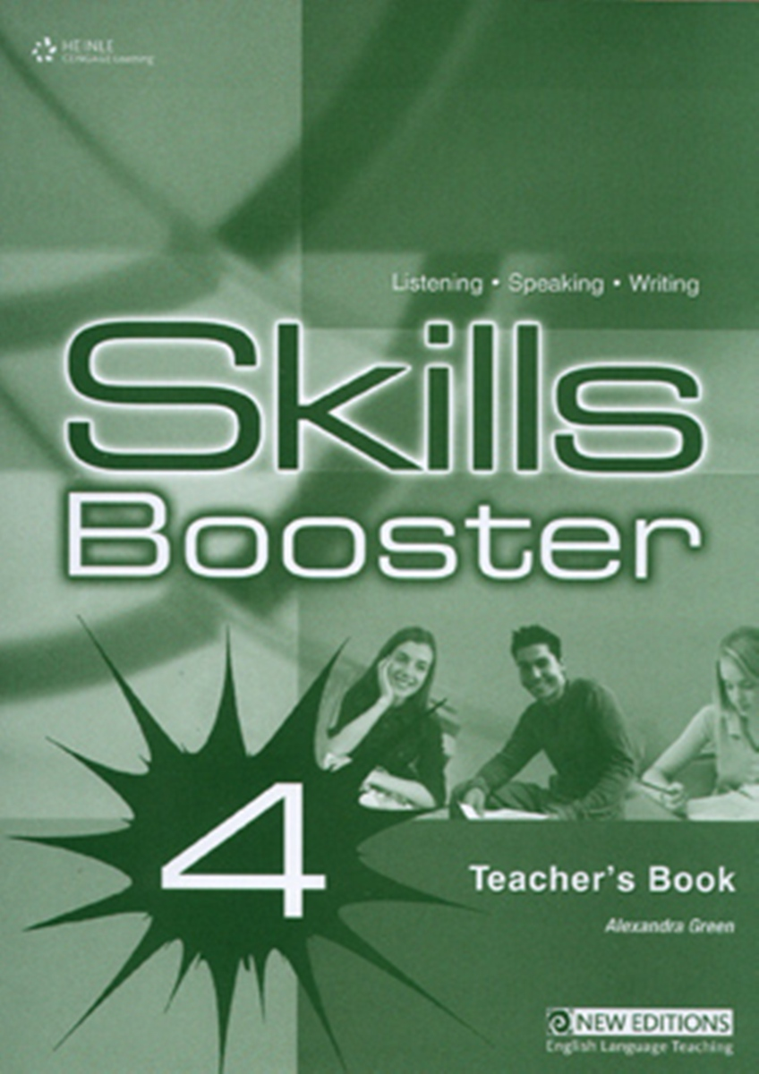 Skills Booster 4 Intermediate Teacher's Book unlock level 3 listening and speaking skills student s book with online workbook